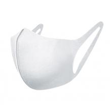 Tvättbar mask – Munskydd/Skyddsmask - Vit