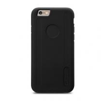 MelkcoMelkco Kubalt Combo Skal till Apple iPhone 6 / 6S (Svart) + Skärmskydd