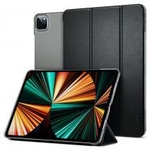 SpigenSpigen Smart Fold Fodral iPad Pro 12.9 2021 Svart