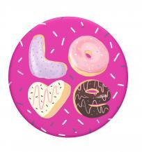 PopSocketsPOPSOCKETS Love Donut Avtagbart Grip med Ställfunktion