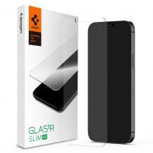 SpigenSPIGEN Slim Härdat Glas.Tr iPhone 12 & iPhone 12 Pro