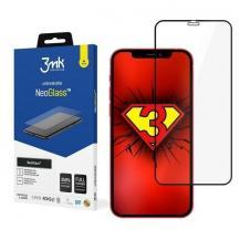3MK3MK Neo Glas iPhone 12/12 Pro skärmskydd Svart