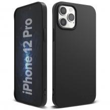 RingkeRingke Air S Ultratunn iPhone 12/12 Pro Skal Svart