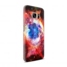 TheMobileStore Print CasesSkal till Samsung Galaxy S7 - Rymden