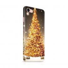 Skal till Apple iPhone 7/8 - Glimmrande Julgran