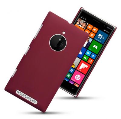 Terrapin BaksideSkal till Nokia Lumia 830 - Röd