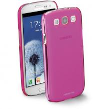 CellularLineCellularLine Cool fluo skal Samsung Galaxy S3 (Rosa) + Skärmskydd
