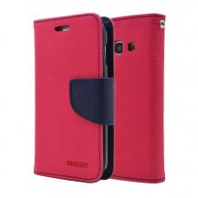 MercuryMercury Fancy Diary Plånboksfodral till Samsung Galaxy Ace 3 S7272 (Magenta)