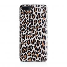 Skal till Apple iPhone 7/8 Plus - Leopard oljefärg