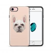 Tough mobilskal till Apple iPhone 7/8 - French Bulldog