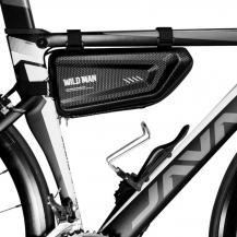 WildManWildman Hardpouch Bike Mount Black