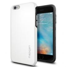 SpigenSpigen Thin Fit Hybrid Skal till Apple iPhone 6/6S - Vit