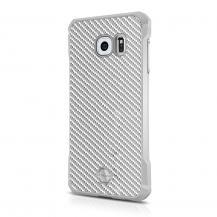ItSkinsItskins Atom DLX Skal till Samsung Galaxy S7 Edge - Carbon Vit