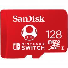 SandiskSANDISK Minneskort MicroSDXC för Nintendo Switch 128GB UHS-I,100/90