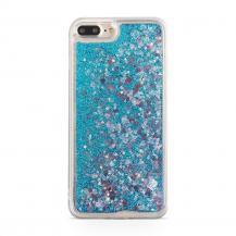 CoveredGearGlitter Skal till Apple iPhone 8/7 Plus - Blå