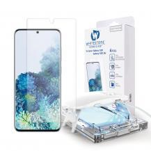 WhitestoneHärdat Glas Whitestone Dome Glass Galaxy S20 Clear