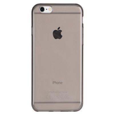 Essentials Cover TPU iPhone 8/7 - Transparent Svart