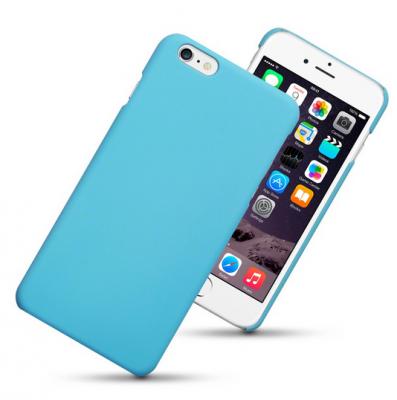 Terrapin BaksideSkal till Apple iPhone 6(S) Plus - LjusBlå