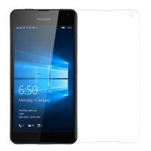 OEM2.5mm Härdat Glas Skärmskydd till Microsoft Lumia 650