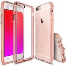UTGÅTTRingke Fusion Shock Absorption Skal till Apple iPhone 6 / 6S - Rose Gold