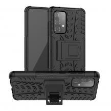 A-One BrandTyre Kick-Stand Mobilskal till Galaxy A52 5G - Svart