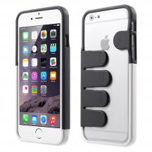 OEMBumper skal till Apple iPhone 6 / 6S - Svart Fingrar