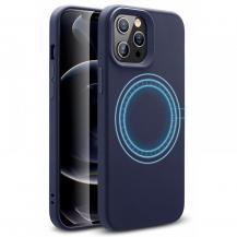 ESRESR Cloud Halolock mobilskal iPhone 12 & 12 Pro - Midnight Blå