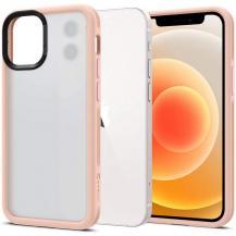 SpigenSPIGEN Cyrill Color Brick iPhone 12 Mini - Pink Sand