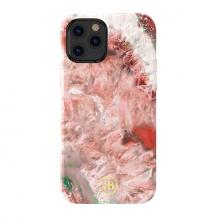 KingxbarKingxbar Agate MobilSkal iPhone 12 / 12 Pro - Röd