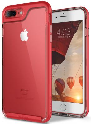 Caseology Skyfall Skal till Apple iPhone 7 Plus - Röd  8b3a5a4ddbbc8