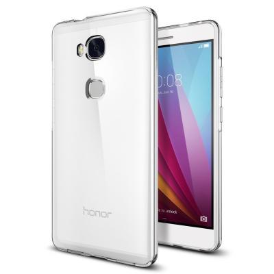 SPIGEN Liquid Crystal Skal till Huawei Honor 5X - Clear