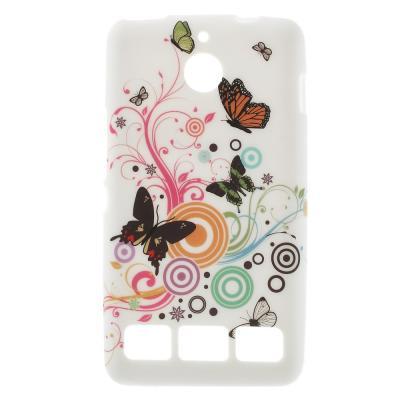 FlexiSkal till Sony Xperia E1 - Three Butterflies