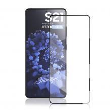 MocoloMOCOLO Härdat Glas till Samsung Galaxy S21 - Svart