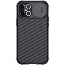 NillkinNILLKIN CamShield MobiliPhone 12 Pro Max Skal - Svart
