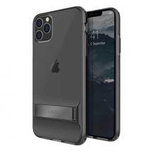 UNIQUNIQ Cabrio skal iPhone 11 Pro Max rök Grå