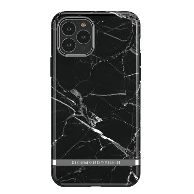 Richmond & Finch Skal för iPhone 11 Pro Max - Black Marble