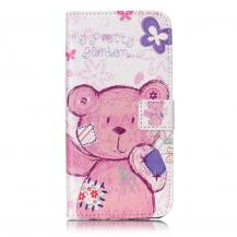A-One BrandPlånboksfodral iPhone 7/8 Plus - Nallebjörn