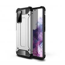 OEMArmor Guard Hybrid Mobilskal Galaxy S20 FE - Silver