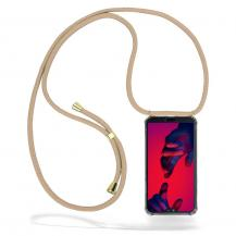 CoveredGearCoveredGear Necklace Case Huawei P20 Pro - Beige Cord