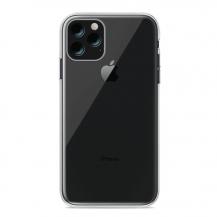PuroPuro - Impact Clear Mobilskal iPhone 11 Pro Max - Transparent