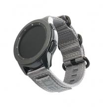UAGUAG Samsung Galaxy Watch Nato Strap 42mm - Grey