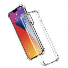 UgreenUgreen Protective Silicone Mobilskal iPhone 12 /12 Pro - Transparent