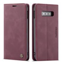 CasemeCASEME Plånboksfodral för Samsung Galax S10e - Röd