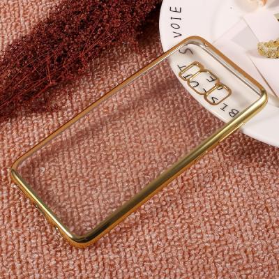 Gel Mobilskal till Samsung Galaxy S8 Plus - Guld