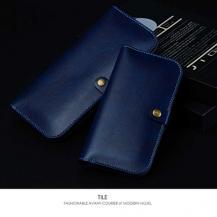 JLWJLW universalt plånboksfodral - Mörkblå