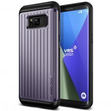 VERUSVerus Waved Hard Drop Skal till Samsung Galaxy S8 - Orchid Grey