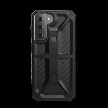 UAGUAG Samsung Galaxy S21 Monarch-Fodral Kolfiber