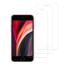 A-One Brand[3-PACK] Härdat glas iPhone 7/8/SE 2020 Skärmskydd