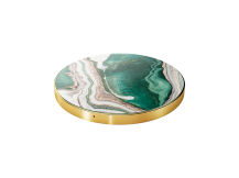 iDeal of SwedeniDeal of Sweden Fashion Qi Charger Golden Jade Marble