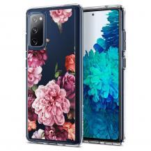 SpigenSPIGEN Cyrill Cecile mobilskal Galaxy S20 Fe Rose Floral